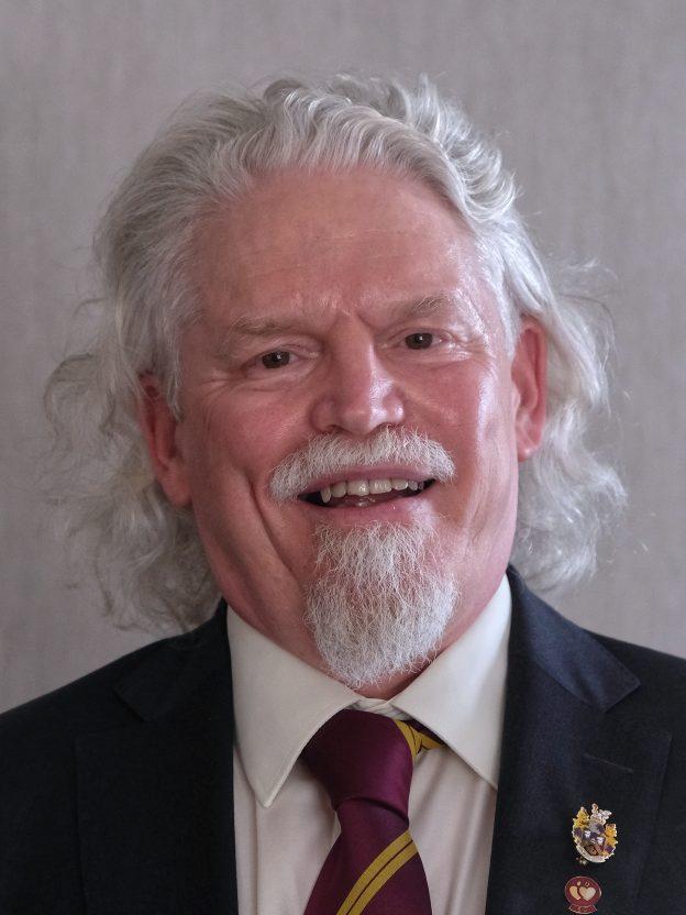Geoffrey Whitby
