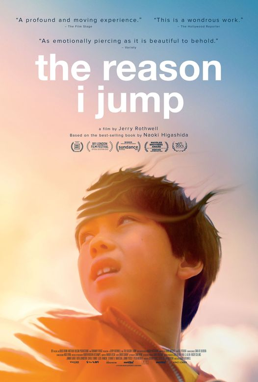 The Reason I Jump – Charity Screening  – 6th October 2021