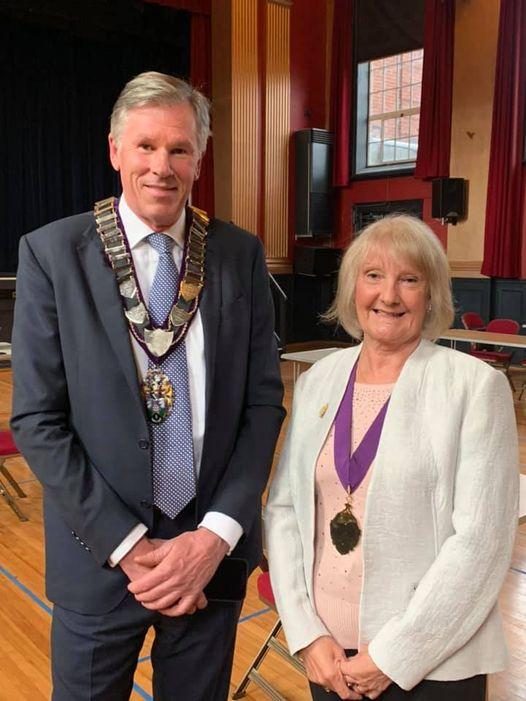 New Mayor of Haslemere